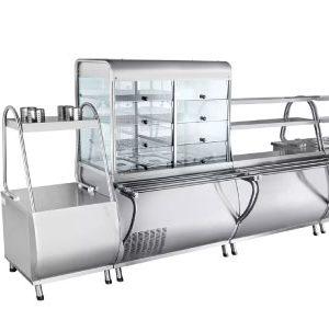 Оборудование для раздачи готовых блюд