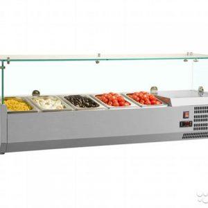 Холодильные витрины для ингредиентов